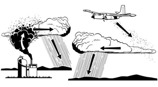Teknologi Modifikasi Cuaca Berhasil Minimisir Curah Hujan