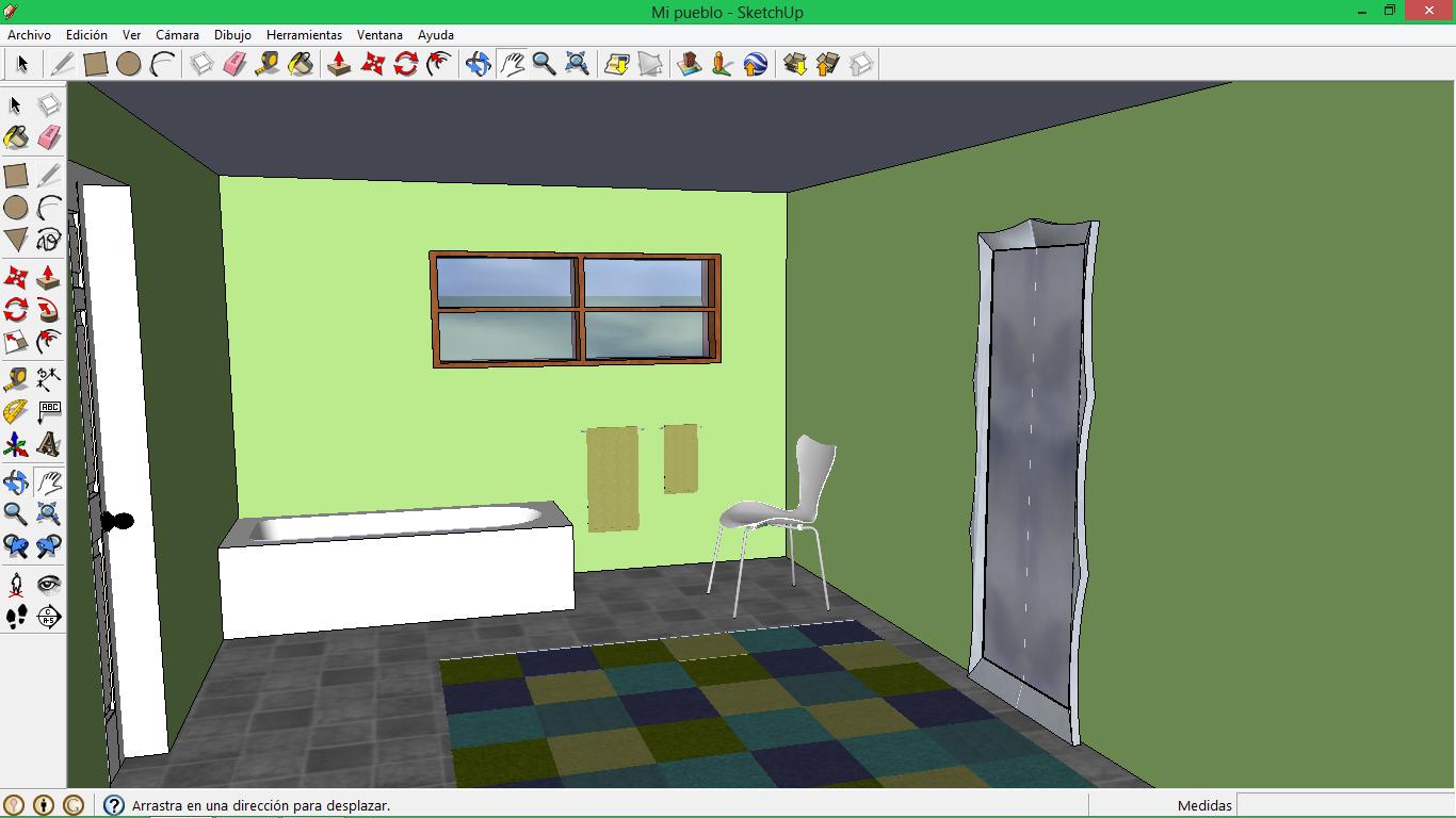 Lucksthebest sketchup dise ando mi propia casa for Disenar mi propia casa