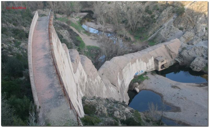 Image result for Malpasset arch dam