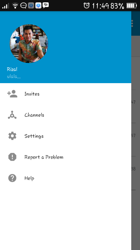 Update BBM For Android Version 2.9.0.45