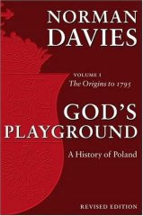 norman davies, god's playground