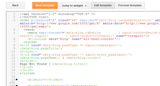 Output result after replacing the old code with the seo optimized one