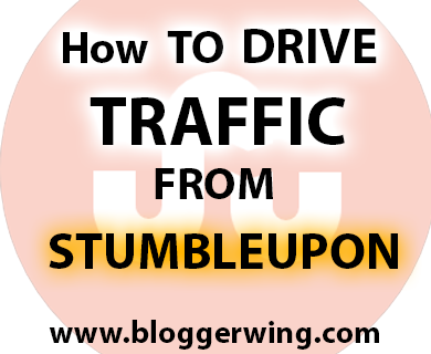 How to Drive Traffic To a Blog From Stumble Upon
