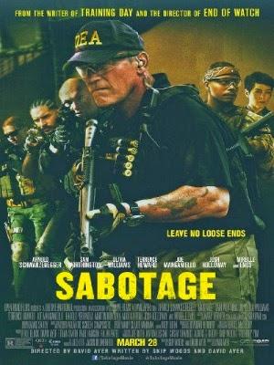 Phim Phiêu Lưu - Hành Động Nhiệm Vụ Cuối Cùng - Sabotage - 2014