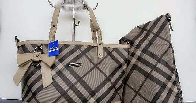 Daftar model tas burberry asli super premium original ...