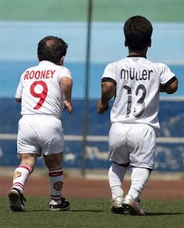 klub sepak bola terkecil, klub sepak bola dengan pemain pendek