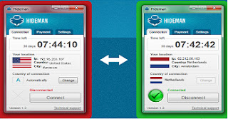 Download Hideman VPN Pro 2.0