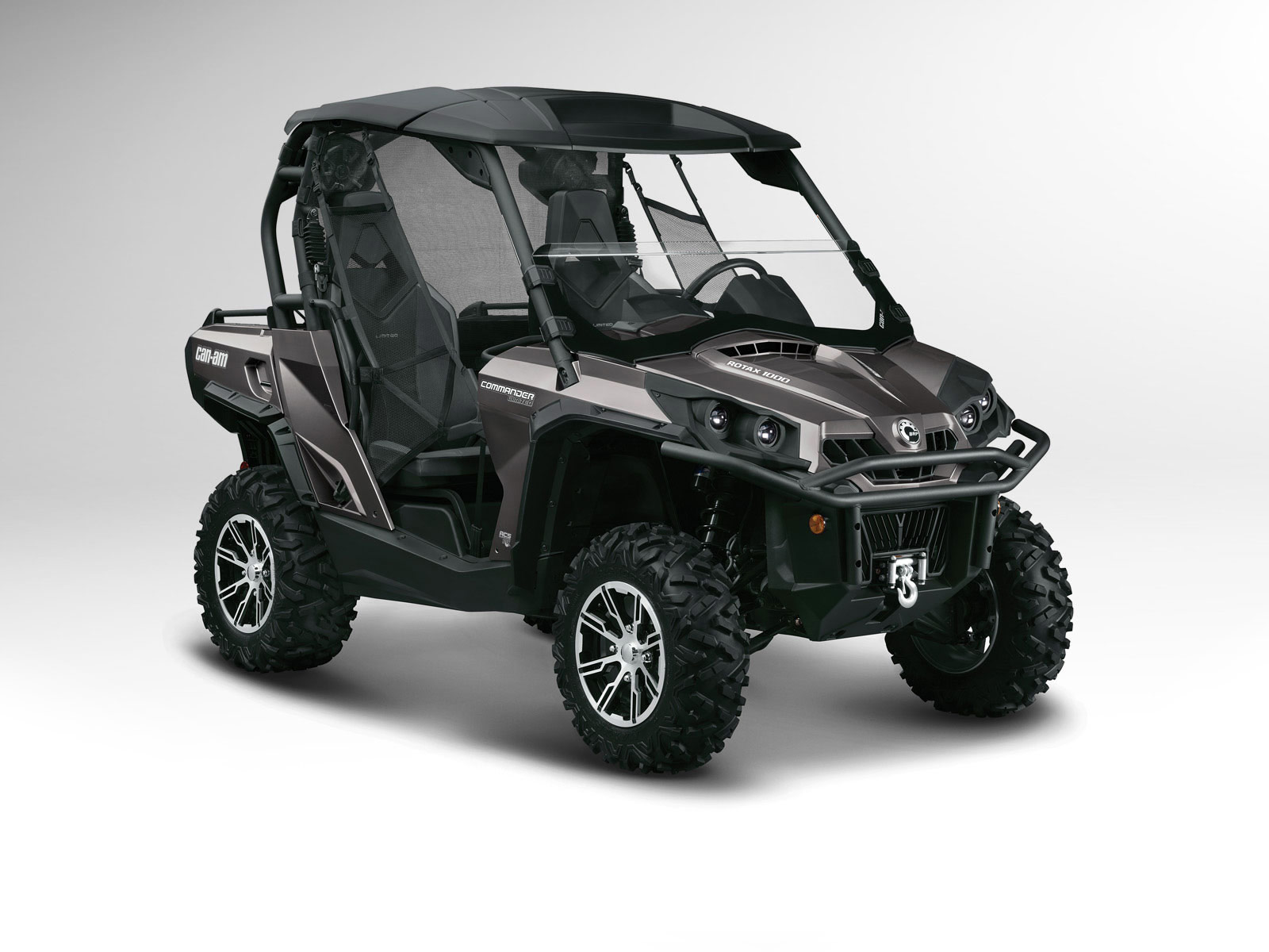 2012 Can-Am Commander 1000 Limited ATV pictures 1