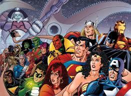 Avengers V.s. Justice League