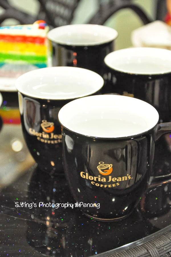 gloria jean's coffee@1st avenue mall penang