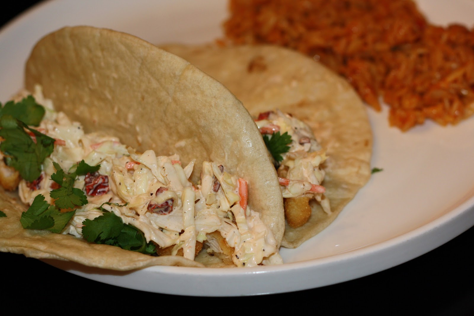 smoky-chicken tacos... 25 minutes