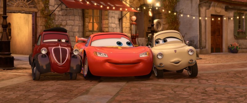 sofia loren cars2