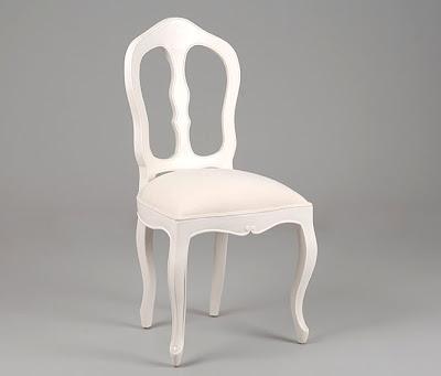 Muebles y novedades por la decoradora experta septiembre 2011 for Sillas salon vintage