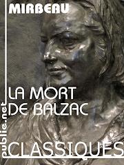 """""""La Mort de Balzac"""", Publie.net, 2011"""