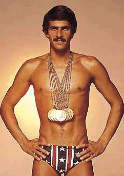 Warm Up Wednesday: Mark Spitz and Speedos. by Todd HellsKitchen @ 2/08/2012 ...