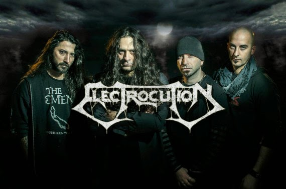 Electrocution - band - 2014
