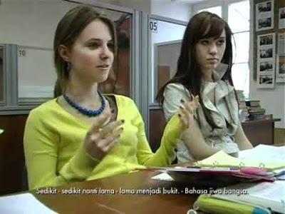 bahasa melayu, melayu, malaysia, rusia, ustazamin, episodbaru