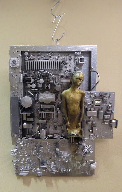 Incarnation exhibition by P Gnana - Utama Galeri