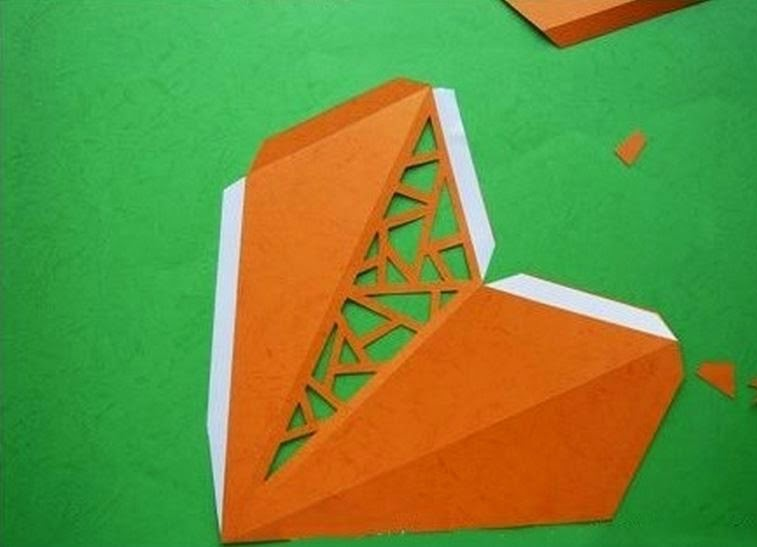 Diy paper star lamp shade the idea king for Paper star lamp