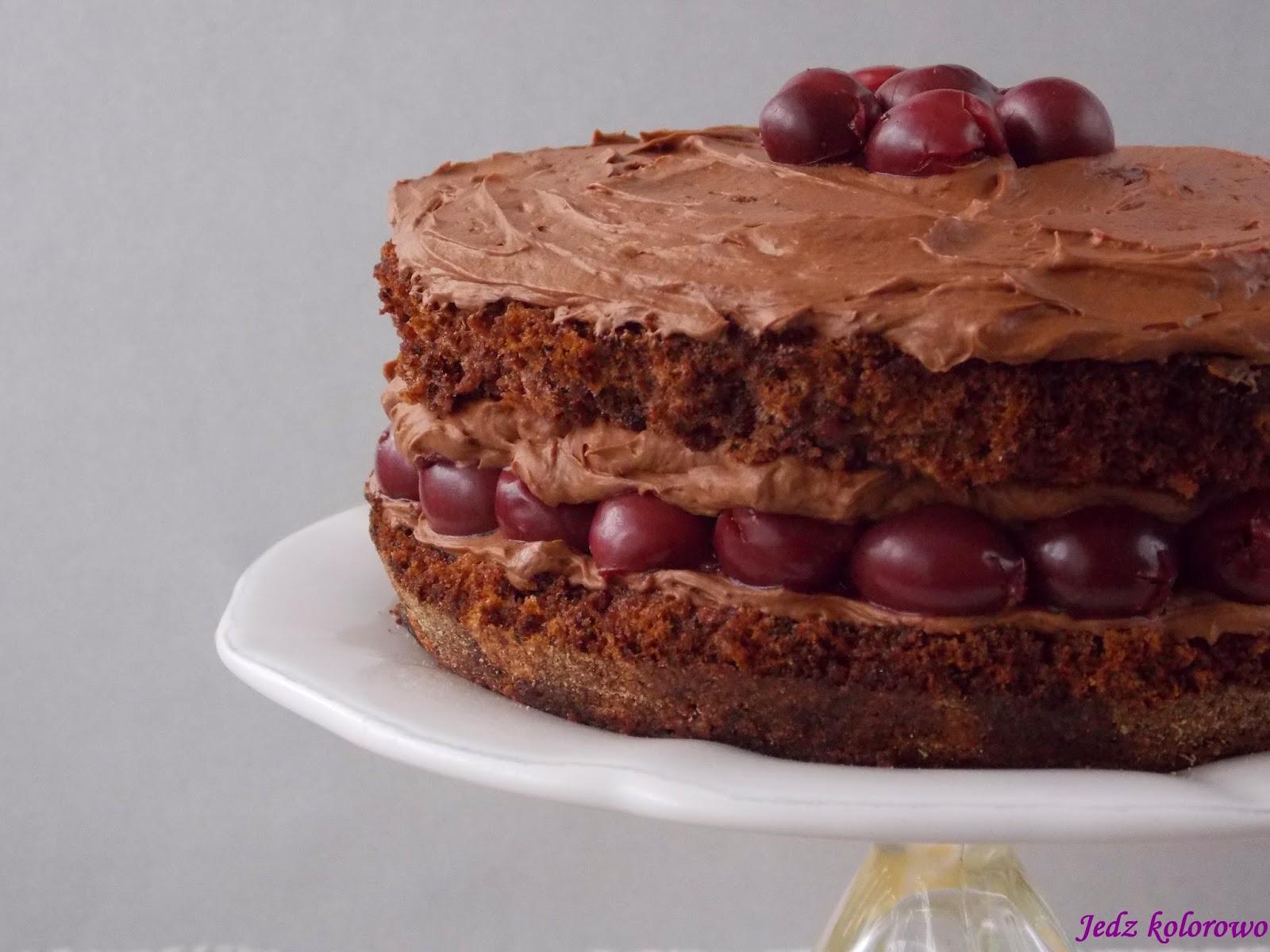 bezglutenowy tort węgierski