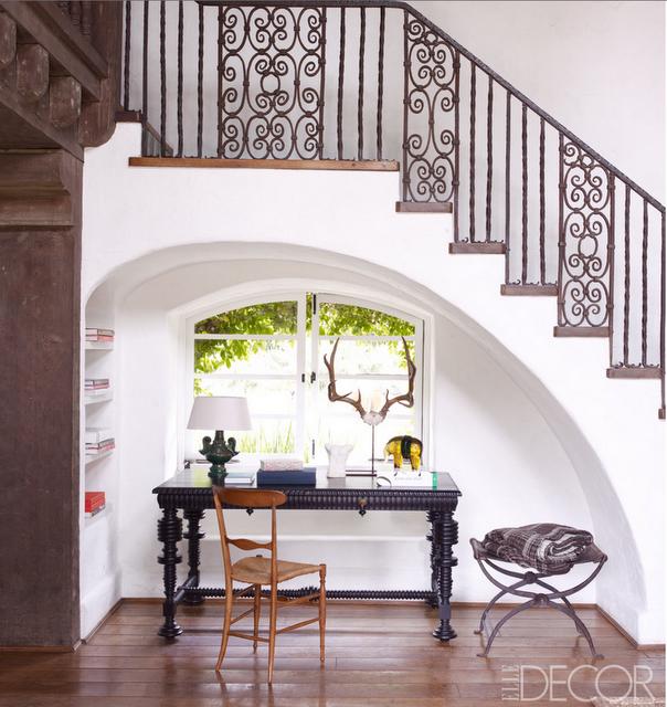 Tatiana doria bajo la escalera for Cocinas debajo de las escaleras