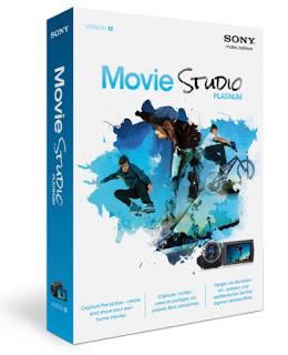 تحميل برنامج Sony Movie Studio Platinum 2013 مجانا لتعديل وتحرير الفيديو واضافة المؤثرات
