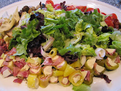 Antipasto - Everyone's favorite!