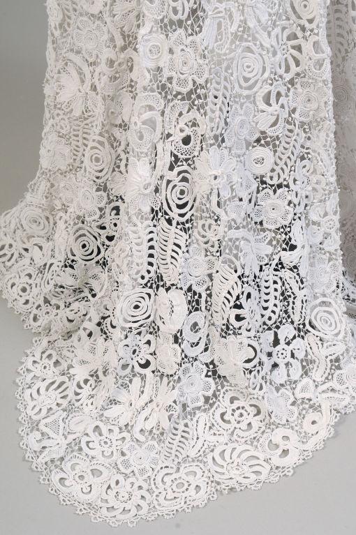 Tejer Bien: Crochet Irlandés [Irish crochet]
