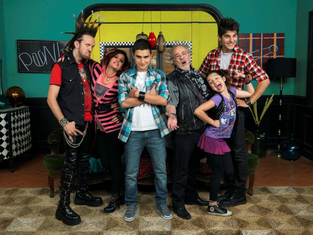 Disney XD Emite Nuevos Episodios De Peter Punk  Kick Buttowski Y Los