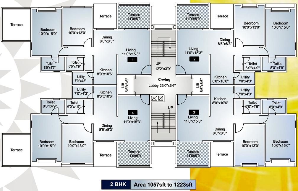 Ravi karandeekar 39 s pune real estate market news blog good for 4 bhk plan layout
