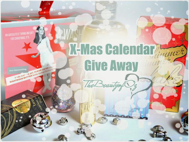 Gewinnspiel X-Mas Calendar