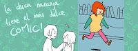 El cómic - La chica naranja