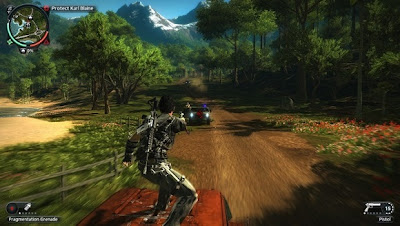 just cause 2 pc game screenshot gameplay review 3 Just Cause 2 (PC/MulTi2) RePack