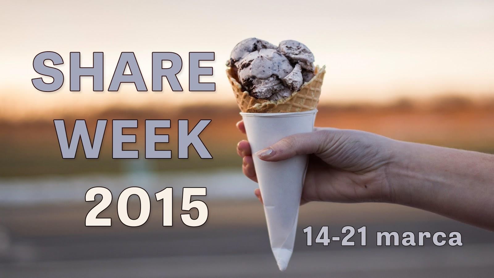 Share Week 2015 - blogi, które polecam
