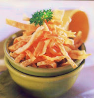 Resep Cheese Stick Keju Sederhana