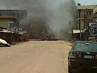 BreakingNews: Confusion In Kaduna Metropolis As Pockets Of Violence Break Out