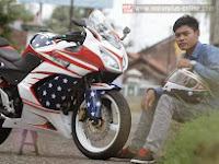 Honda CB150R 2013 Cilacap, Pertahankan Konstruksi Sasis