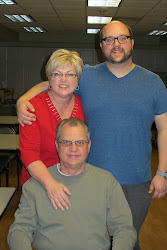 Me, my son and my hubby!