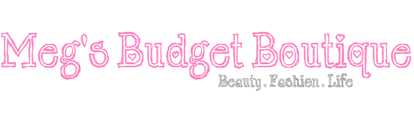 Meg's Budget Boutique