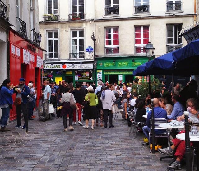 Rue des Rosiers - Paris - ©lovmint