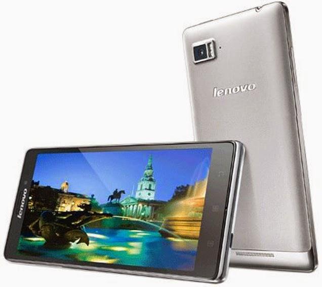 handphone android Lenovo Vibe Z
