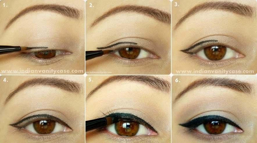 How To Apply Liquid Eyeliner With Simple Steps