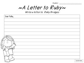 essay ruby bridges