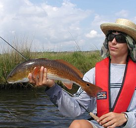 Redfish Capital of the World