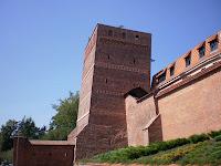 torre pendente torun polonia