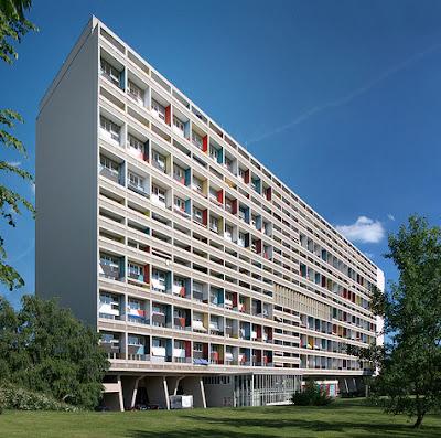 berlin for you le corbusier haus. Black Bedroom Furniture Sets. Home Design Ideas