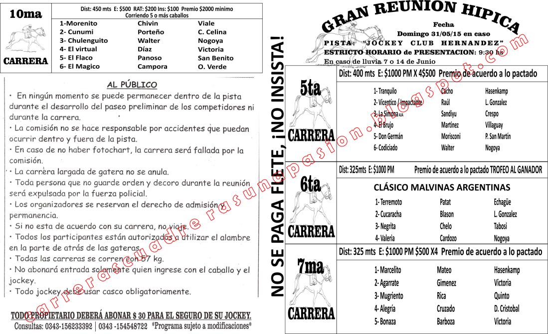 HERNANDEZ - TAPA - 31.05.2015