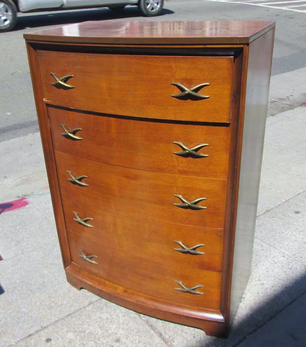 UHURU FURNITURE & COLLECTIBLES: SOLD Chest of Drawers by LA Period ...