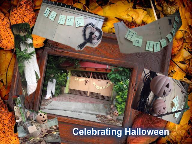 Halloween Decorations-Celebrating Halloween