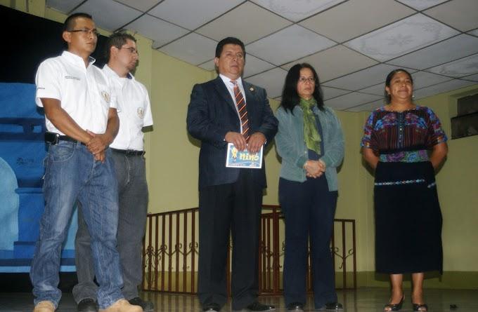Proyecto de Anillo Regional  fue presentado en San Juan Sacatepéquez